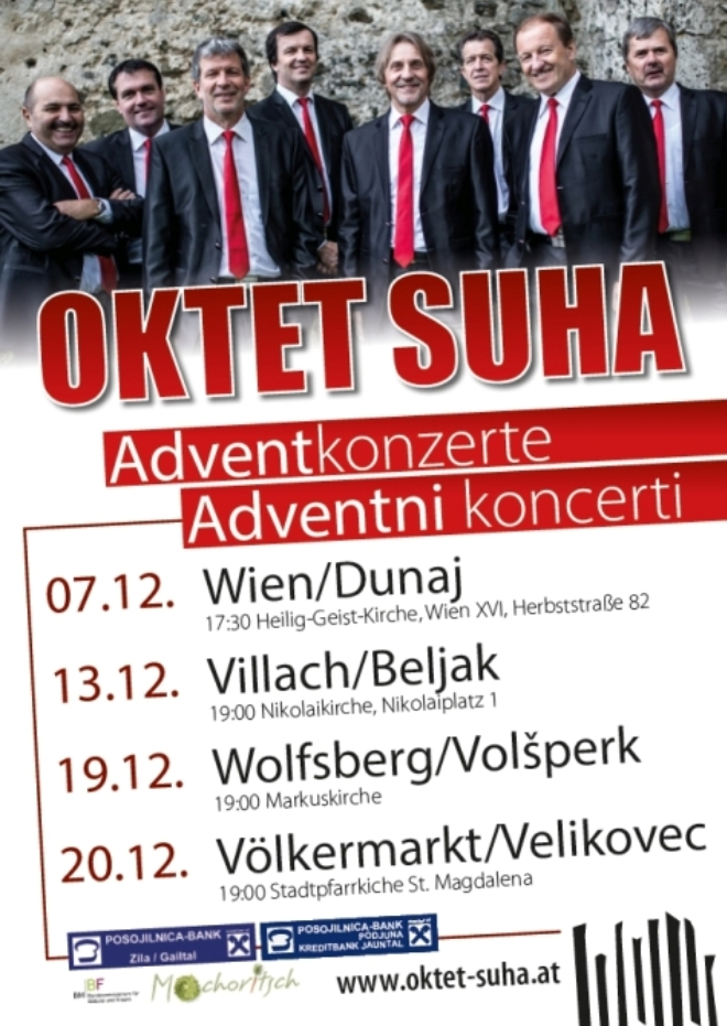 oktet koncerti
